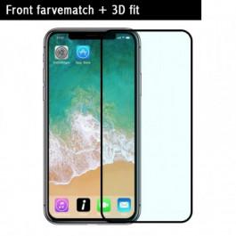 Hærdet glas til iPhone X