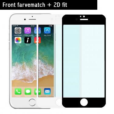 Hærdet glas til iPhone 6