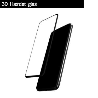 Hærdet glas til iPhone SE 2. Gen