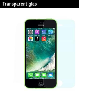 Hærdet glas til iPhone 5C