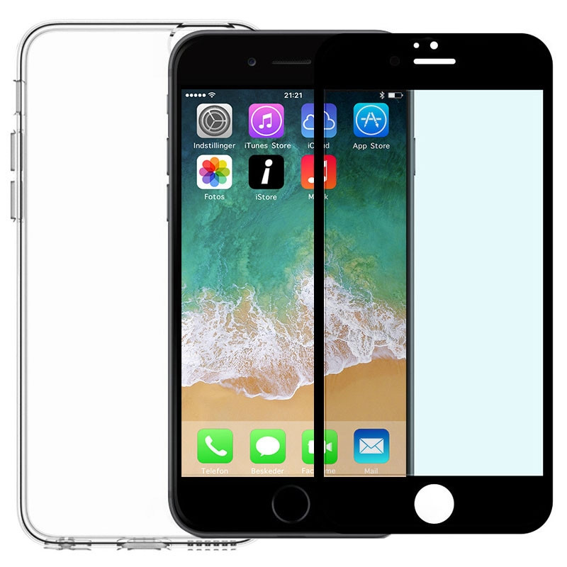 Sikkerhedspakke til iPhone 6 Plus