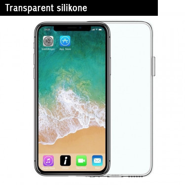 Cover til iPhone X