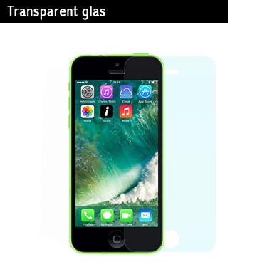 Hærdet glas til iPhone 5C