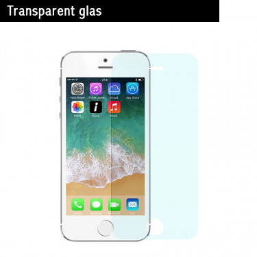 Hærdet glas til iPhone 5